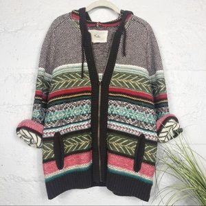 Urban Outfitters Koto Knitted Cardigan Sweater